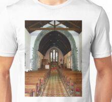 St Eunan 's Cathedral Raphoe, Donegal, Ireland Unisex T-Shirt