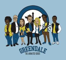 Greendale TAS Kids Clothes