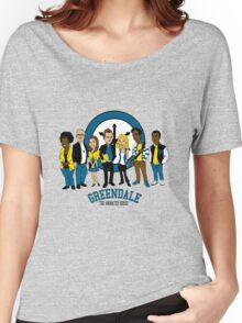 Greendale TAS Women's Relaxed Fit T-Shirt