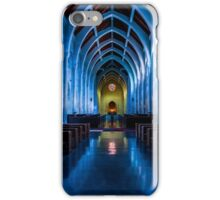 Monastery of the Holy Spirit iPhone Case/Skin