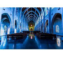Monastery of the Holy Spirit Photographic Print