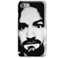 Charles Manson - Classic iPhone Case/Skin