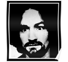 Charles Manson - Classic Poster