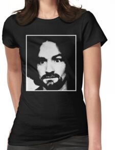 Charles Manson - Classic Womens Fitted T-Shirt