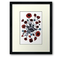 Addiction II Framed Print