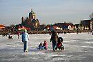King Winter is Back in Town by Jo Nijenhuis