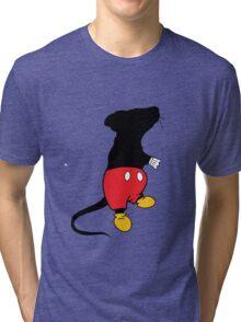 micky mouse Tri-blend T-Shirt