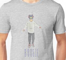 I Function Solely to Boogie Unisex T-Shirt
