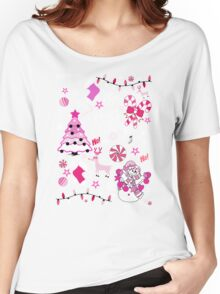 christmas Women's Relaxed Fit T-Shirt