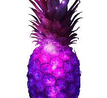 Galaxy Pineapple by SLEV