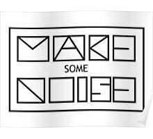 Make Some Noise Poster