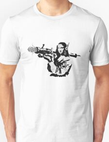 mona flower launcher  T-Shirt