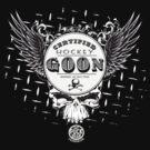Hockey Goon by cupacu