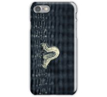 Inch by Inch (Horizontal) iPhone Case/Skin