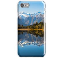 Mirror Mirror on the Lake iPhone Case/Skin