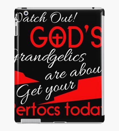 GODS GRANDGELICS iPad Case/Skin