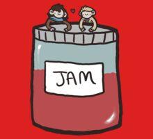 Sherlock, John, and Jam