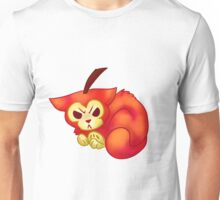 FRUIT CATS: Crab Apple Cat Unisex T-Shirt