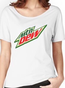 Mountain Dew  Women's Relaxed Fit T-Shirt