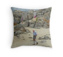 For all ages ... Throw Pillow