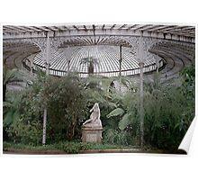 Glasgow Botanic Gardens Poster