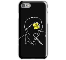 On Phone iPhone Case/Skin