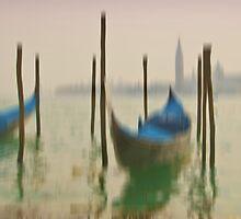 Gondolas by Marion Galt