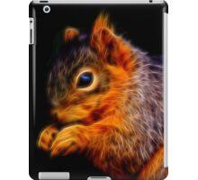 Electric Squirrel. iPad Case/Skin