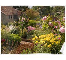 Thelma's garden Poster