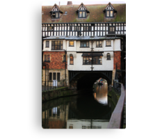 The Glory Hole, Lincoln Canvas Print