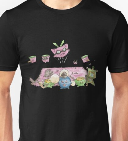Jumpluff's Mass Attack! T-Shirt