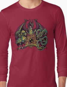 Guardian Forces Long Sleeve T-Shirt