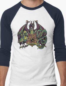 Guardian Forces Men's Baseball ¾ T-Shirt