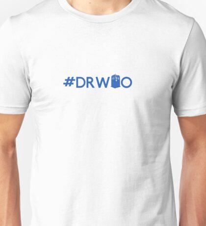 Tweeting the Tardis Unisex T-Shirt