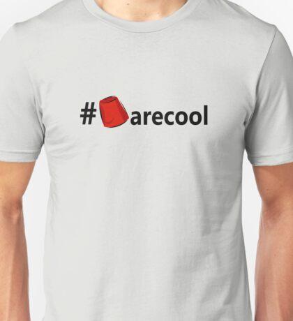 Hashtag Fez Unisex T-Shirt