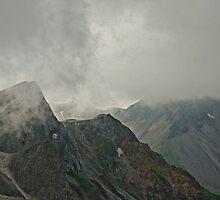clouds'skrapers by Patrick Monnier
