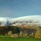 A Neolithic View by Jamie  Green