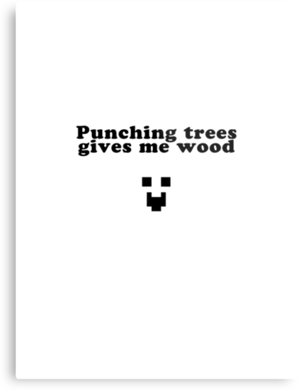 Punching trees... by erndub