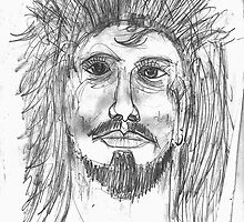 Jesus by alexofalabama