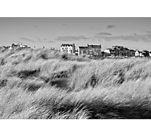Seaton Carew front Photographic Print