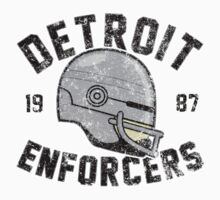 Detroit Enforcers by FAMOUSAFTERDETH