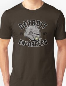 Detroit Enforcers Unisex T-Shirt