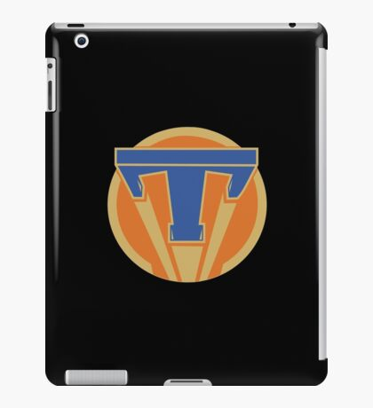 Tomorrowland 1984 iPad Case/Skin