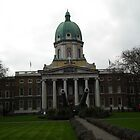 Imperial War Museum London by mike  jordan.