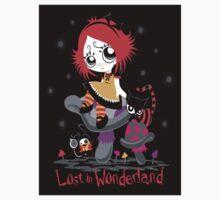 Ruby Gloom Lost in Wonderland Kids Clothes