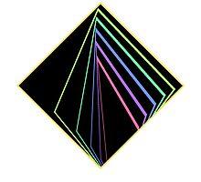 Coloured Diamonds by Nathan Hamilton