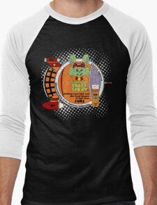 Bucky O'Hair Spray Men's Baseball ¾ T-Shirt
