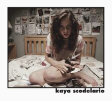Kaya Scodelario #1 by Great-Circus