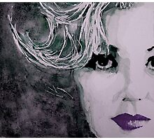 "Marilyn no9  "" Free Falling "" Photographic Print"