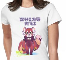 Shing mei Womens Fitted T-Shirt